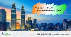 Our delicacies entice the Heart of Kuala Lumpur. The Ultimate choice of finest dine! Let Mallikas Restaurant serve your table.  Reserve that special seat: