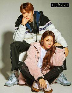 NCT 127 in Dazed and Confused Korea November 2018 Chung Ah, Kim Chungha, Korean Boys Ulzzang, Kpop Couples, Jung Jaehyun, Jaehyun Nct, Taeyong, Nct Dream, K Idols