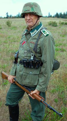 6979c059569 Fusilier Rgt. 1 Summer HBT Army Uniform