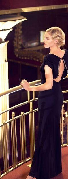 damen Luxury & Glamor by Andrea A. Elisabeth Luxury & Glamor by Andrea A. Excuse Moi, Black Tie Affair, Ootd, Pulls, Blouse, Ideias Fashion, Evening Dresses, Dress Up, Stylish
