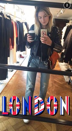 The Most Entertaining Fashion Bloggers to Follow on Snapchat via @WhoWhatWear