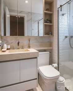 - Home Theater Washroom Design, Bathroom Design Layout, Bathroom Design Inspiration, Bathroom Design Luxury, Simple Bathroom, Modern Bathroom Design, White Bathroom, Toilette Design, Washbasin Design