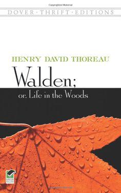 essays on walden pond