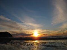 Sunset, Seaside, OR