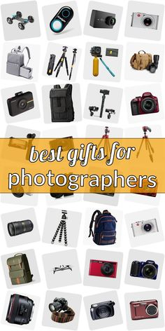 Cool Gifts, Best Gifts, Curled Ponytail, Gifts For Photographers, Cool Stuff, Stuff To Buy, Gift Ideas, Inspired, Search