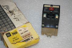 147833 New In Box, Allen-Bradley 700-P200A1 Control Relay 10A 600V Coil:115-120V #AllenBradley