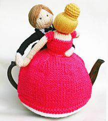 'Strictly Dancing' Tea Cosy by Debi Birkin