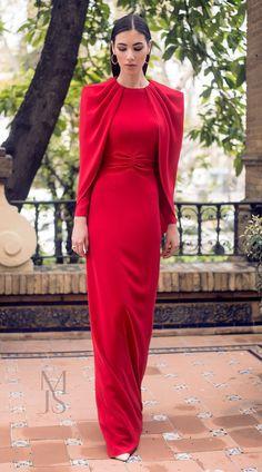 c72d37e7fc Vestido de madrina Jordan. modelo jordan de María José Suárez