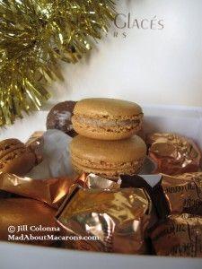 Marron Glace Macarons