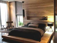 tete-de-lit-originale-en-bois-clair-comment-choisir-le-design-de-la-tete-de-lit