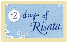 Enter each day for a new prize in the RISATA WINES 12 Days of Risata Sweepstakes on Facebook. The prizes are valued at up to $300 and some day's will have multiple winners. You could …