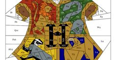 Check out these free Harry Potter quilt patterns and quilt block patterns. Sew a special quilt for your favorite Harry Potter enthusiast. Harry Potter Fabric, Harry Potter Quilt, Harry Potter Room, Paper Pieced Quilt Patterns, Quilt Block Patterns, Quilt Blocks, Harry Pitter, Cute Quilts, Foundation Paper Piecing