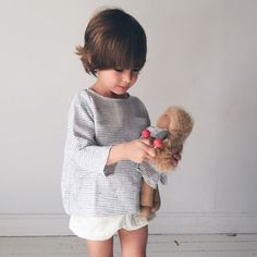 Eole Eole – Nils & Happy to see you - Baby Girl Fashion, Toddler Fashion, Kids Fashion, Little Ones, Little Girls, Baby Kids, Baby Boy, Diy Vetement, Kid Styles