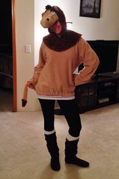 Guess What Day It Is? Hump Day! Camel Costume - OCCASIONS AND HOLIDAYS