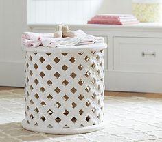 Stella Ceramic Side Table #pbkids http://www.pinterest.com/scote666/spring-inspired-nursery-pottery-barn-kids/