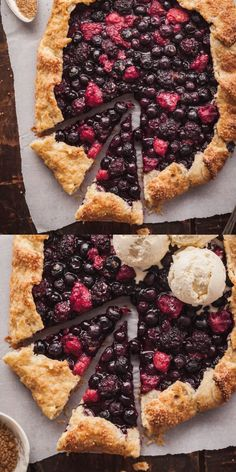 Brienne of Tart - A Game of Thrones inspired recipe based on Brienne of Tarth! This mixed berry galette is just like Brienne the Beauty, rough on the outside and tender on the inside. Tart Recipes, Dessert Recipes, Cooking Recipes, Medieval Recipes, Berry Galette Recipe, Mixed Berry Pie, Mixed Berries, Midevil Food, Healthy Recipes