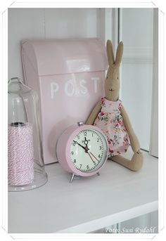 "We want to put a sweet little mailbox like this in Avery's room, so we can ""mail"" her little love notes :)"
