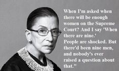 consider this • notorious rbg