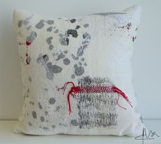 Textured Pillow 2