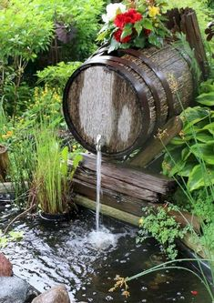 If you have a backyard, you could easily turn it into a gorgeous garden with fountains, pools, and flowers. A water garden can turn your backyard into a relaxing haven that everyone can enjoy. The water from the fountain or… Continue Reading →