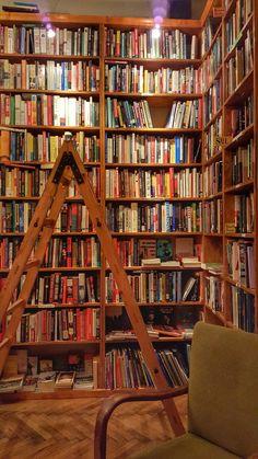 #books #library #krakow #relax