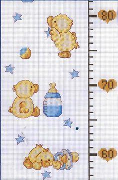 Disney Cross Stitch Patterns, Cross Stitch For Kids, Cross Stitch Baby, Cross Stitch Charts, Cross Stitch Designs, Cross Stitching, Cross Stitch Embroidery, Knitted Flowers, Crochet Jacket