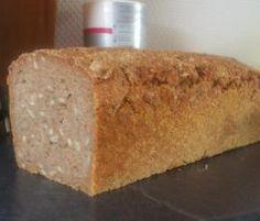 Rezept Vollkorn-Dinkel-Brot mit Sonnenblumenkerne von stubbs - Rezept der Kategorie Brot & Brötchen