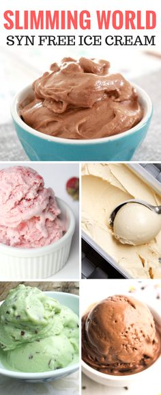 Forget skipping pudding - get some of this Slimming World Syn Free Ice Cream down your throat!