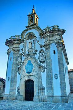 Tui, Galice, Espagne, Cathédrale, église et couvent de Santo Domingo 2 by paspog, via Flickr