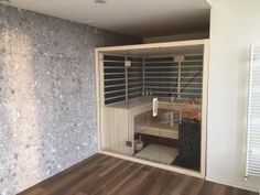 Combination of finnish and infrared sauna Infra Sauna, Blinds, Home Appliances, Curtains, Home Decor, House Appliances, Infrared Sauna, Jalousies, Kitchen Appliances