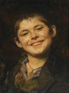 Γεώργιος Ιακωβίδης - Το γελαστό παιδί