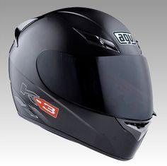 【AGV】K-3 フルフェイスヘルメット ブラック【楽天市場】