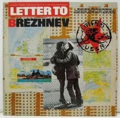 Letter To Brezhnev vinyl LP original film Soundtrack Near Mint condition by pickergreece on Etsy Bronski Beat, Sandie Shaw, Soundtrack, Album Covers, Liverpool, Lettering, Baseball Cards, The Originals, Music