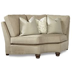 Large Scale Huntington House Sectional Perfect For A