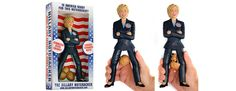 Hillary Clinton Nutcracker With Stainless Steel Thighs! - The Green Head