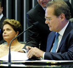 Coluna Papo Político: Dilma conta com o apoio de Renan para travar PEC 4...