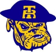 Travelers Rest High School Logo.