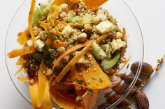 Five Ways to Add Grains to Your Salads  http://www.runnersworld.com/recipes/five-ways-to-add-grains-to-your-salads