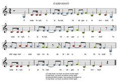 kották Advent, Sheet Music