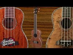 Ukulele for beginners - Part 2 - Choosing your ukulele - YouTube