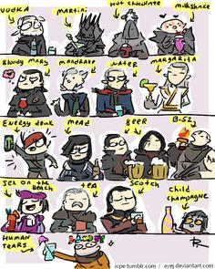 The Witcher 3, doodles 274 by Ayej.deviantart.com on @DeviantArt