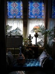 bohemian - stained glass