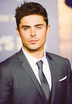 Zac Efron-don't judge me, he is adorable
