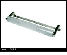 Φωτιστικό για καθρέπτη 33X9 ορειχάλκινο λάμπα ιωδίνης 100W Νο2594