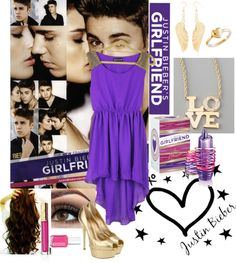 """""""Give Me a Chance with Justin Bieber's Girlfriend Fragrance!"""" by skatequeen10 on Polyvore..... I DO NOT Like Justin Bieber, but because of the prize in this contest I did create an outfit based off of his perfume....."""