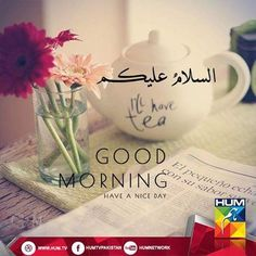Have a fantastic day :) #HUMTV