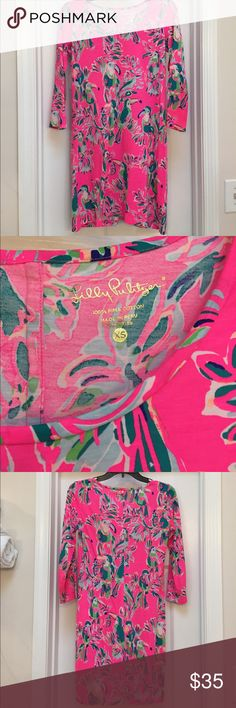 Lily Pulitzer dress in extra small Lilly Pulitzer  her dress and extra small Lilly Pulitzer Dresses Mini
