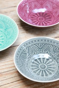 Pretty Ceramic Bowls