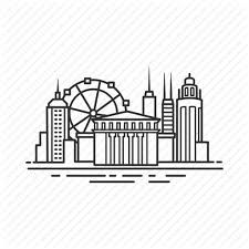 Image Result For Chicago Icon Girl Scout Trip City Skyline Chicago