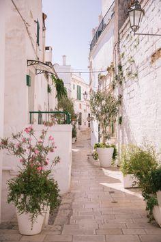 Ostuni, Puglia.